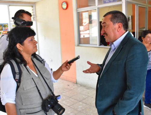 El Gobierno Municipal de Santa Isabel decidió cierre parcial para ordenar la casa